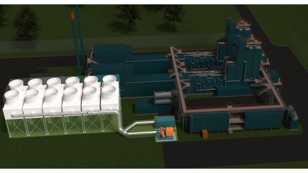 Highlight of wasteWOIMA power plant power generation -WOIMA Corporation